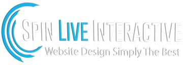 Spin Live Interactive | We provide professional Web development, web design services