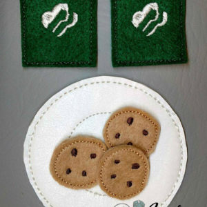 18in doll cookies in the hoop embroidery file by spunky stitches